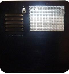 door suburban rv water heater access door 4 6 gallon black 6261aeb suburban water heater sw6de [ 1600 x 1569 Pixel ]