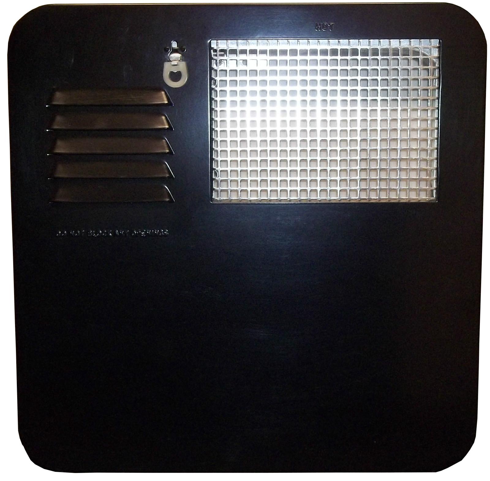hight resolution of  door suburban rv water heater access door 4 6 gallon black 6261aeb suburban water heater sw6de