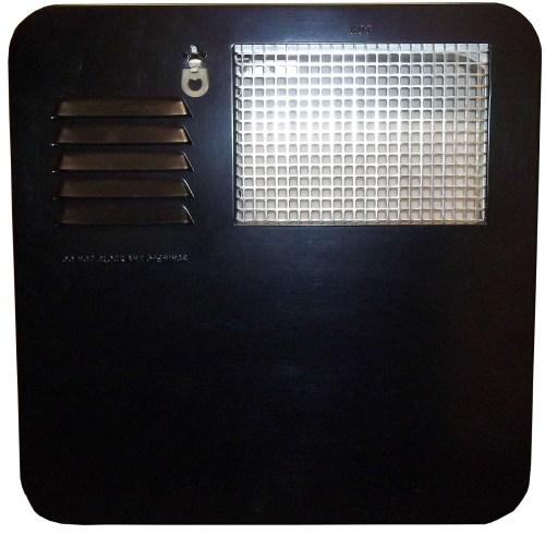 small resolution of  door suburban rv water heater access door 4 6 gallon black 6261aeb suburban water heater sw6de