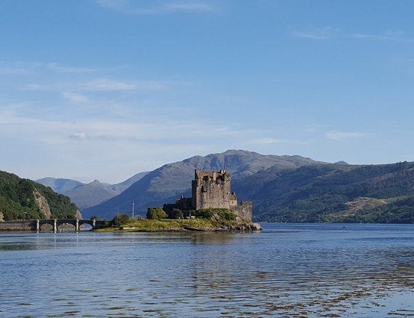 (Eilean Donan Castle ©Tom)