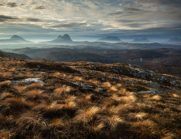 Hills of Assynt (©Leading Lines)