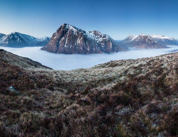 Buachaille Etive Mor sunrise (©Leading Lines)