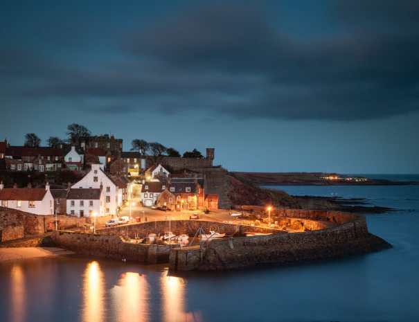 Crail Harbour  (©Leading Lines)