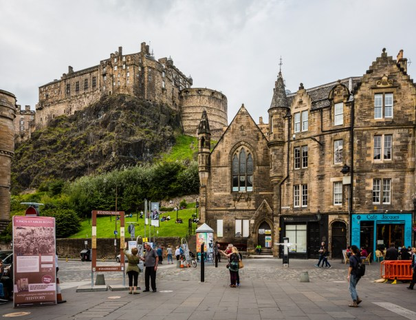 Edinburgh (©Leading Lines)
