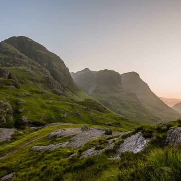 Glen Coe scotland holidays