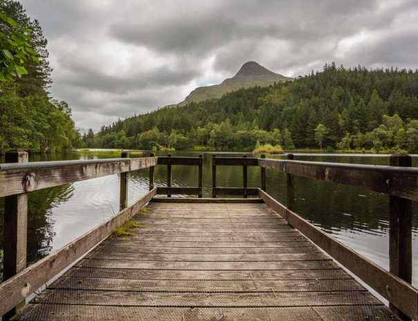 Glen Coe Lochan (©Leading Lines)