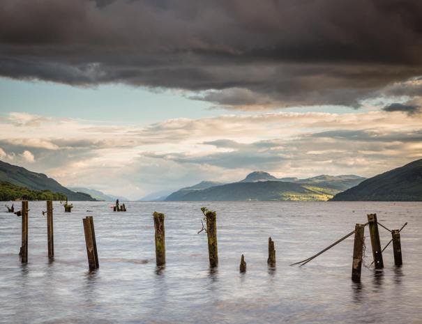 Loch Ness Dores (©Leading Lines)