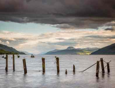 Loch Ness Dores