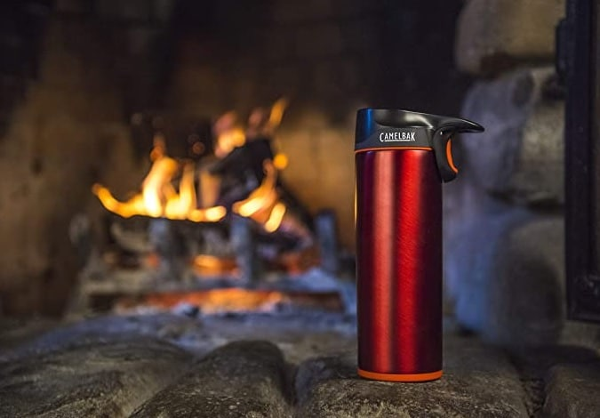 Travel mug, a great gift idea for outdoor lover