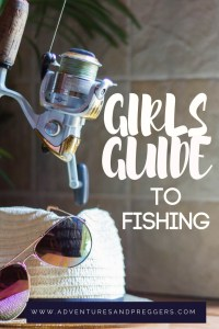 girl guide to fishing