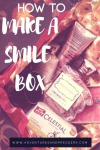 How to make a Smile Box. Make a package special with this decorating project. Mail a loved one a smile. Click to see how!