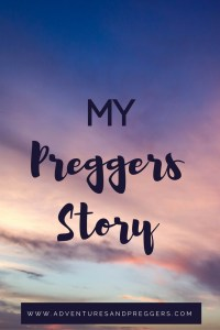 My pregnancy story. Not your average pregnancy story. Empowering pregnancy story for the nervous new mom. Click to read more!