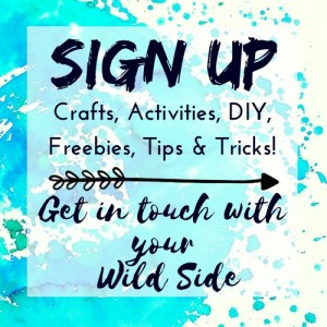 Get in touch with your Wild Side sign up