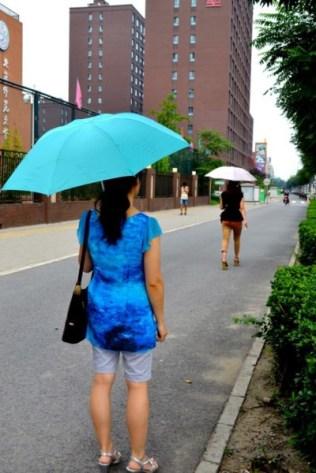 Beijing sun umbrella