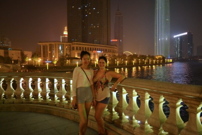Trip to Tianjin