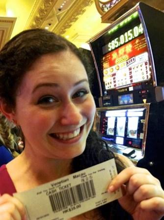 Gambling at the Venetian