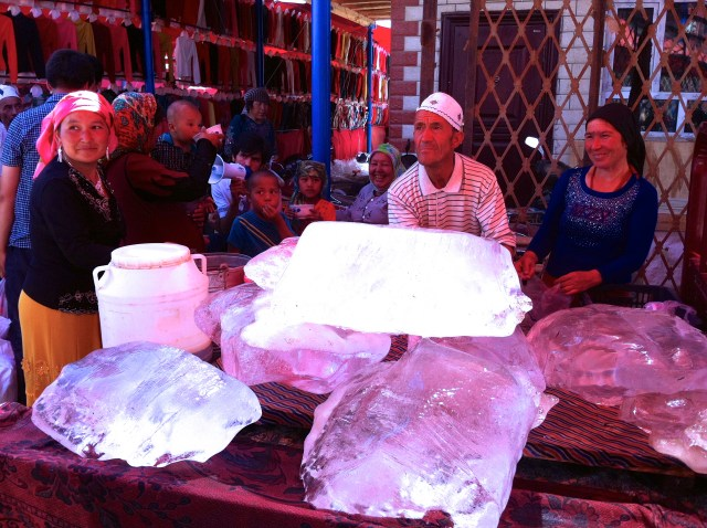 Xinjiang market