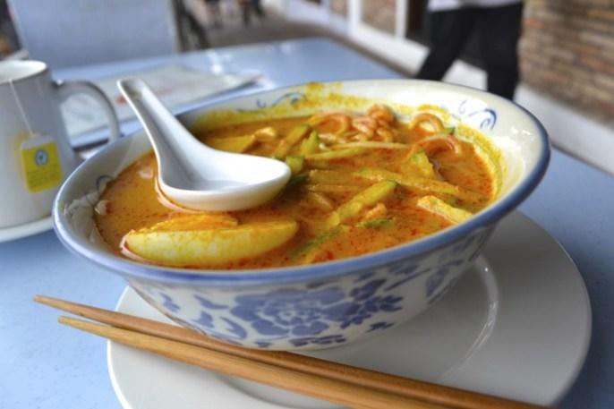 Food Photo Friday: Melaka Laksa