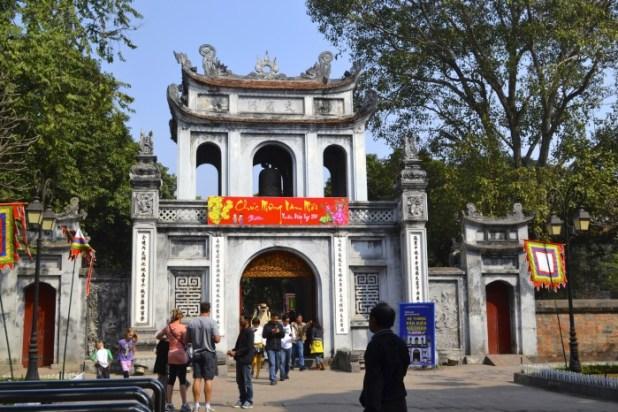Temple of Literature Vietnam