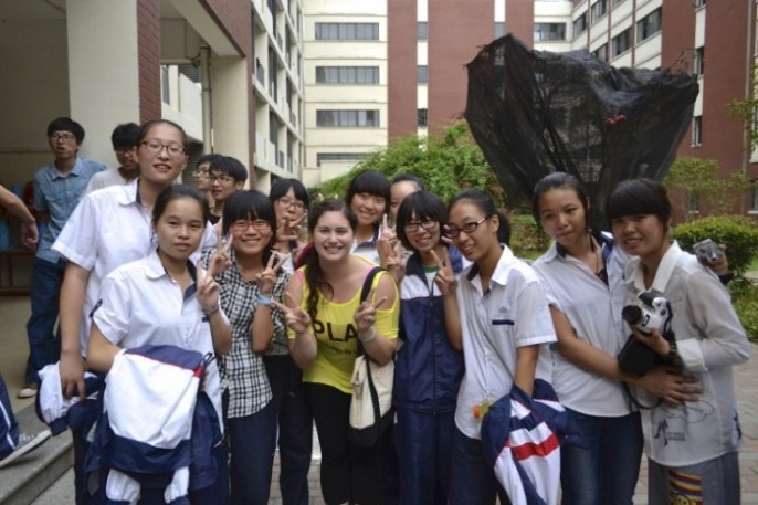 The End of My Year Teaching in China