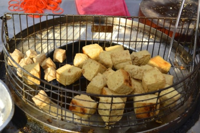 Food Photo Friday: Stinky Tofu