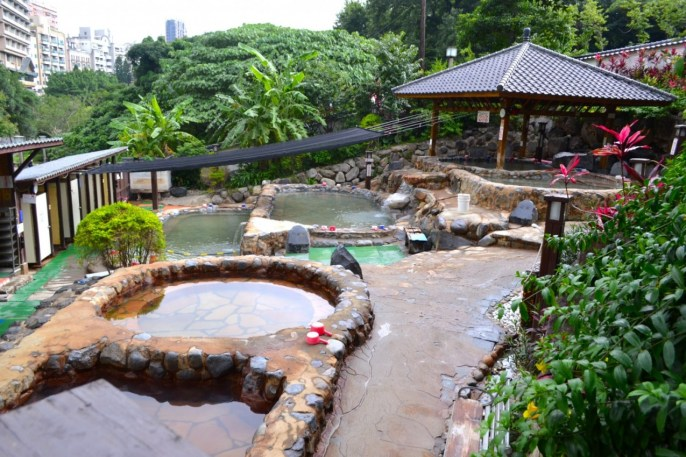 Taipei's Beitou Hot Springs