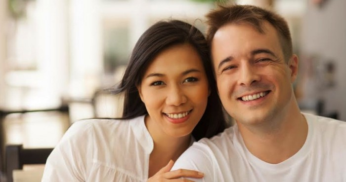 Chinese women dating westerners