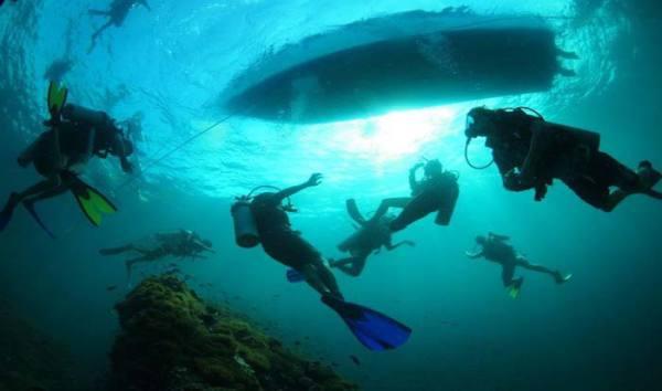 Diving Krabi