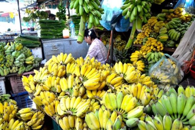 local market Phnom Penh