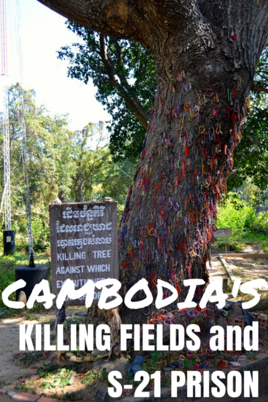 Visiting Cambodia's Killing Fields and S-21 Prison Museum