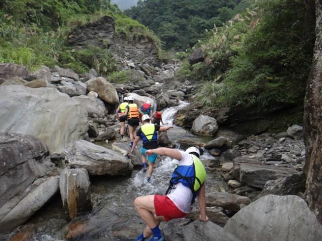 river tracing taiwan