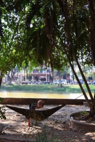 Siem Reap hammok