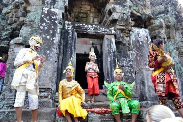 Bayon Angkor Thom