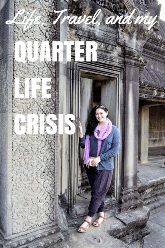 Life, Travel and my Quarter Life Crisis