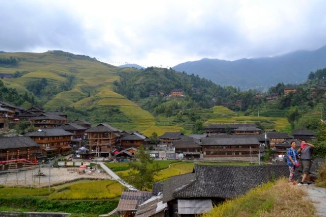 Guilin terrace farms
