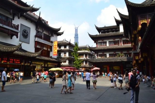 Yu Yuan Gardens Shanghai