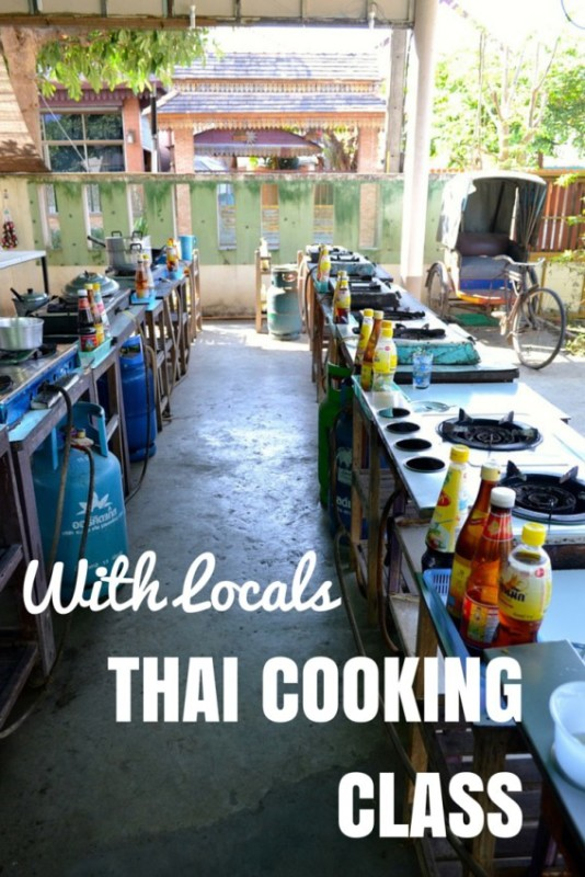 A Thai Cooking Class With Locals