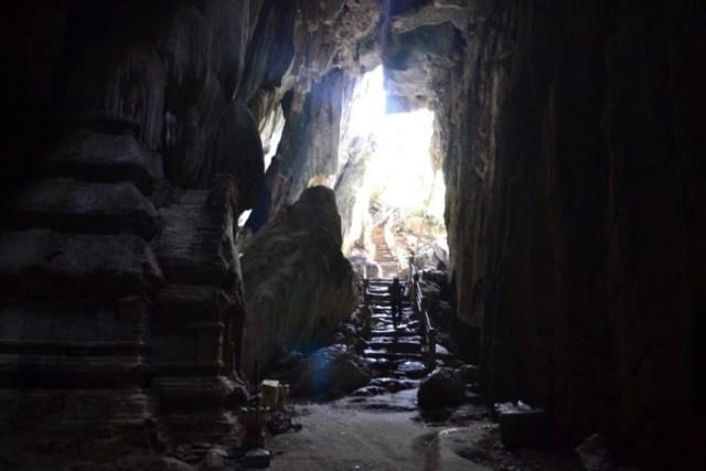 Kampot cave