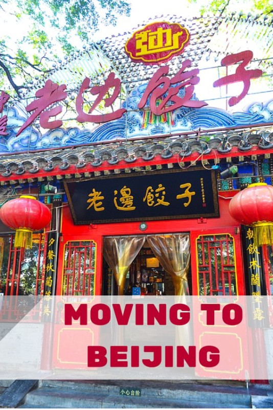 I just moved to Beijing! Here's my experience finding an apartment and getting settled in my new home