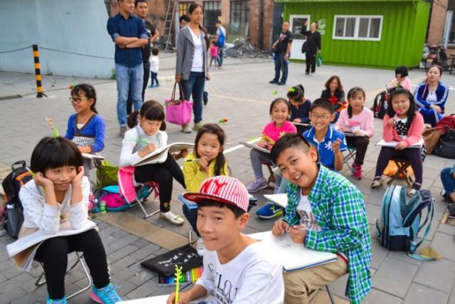 798 Art District class