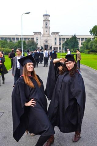 UNNC graduation