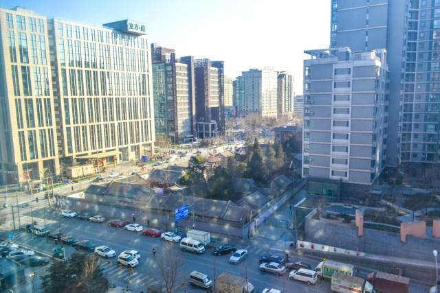 Zhongguancun view