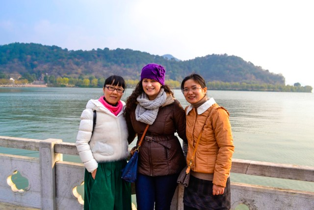 teaching english china