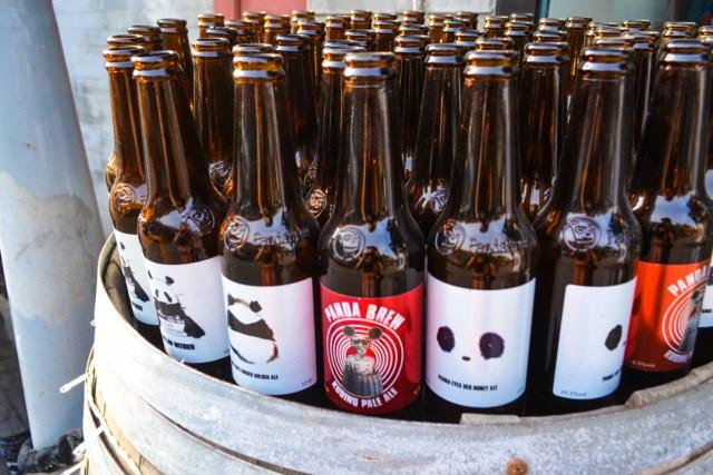 Beijing craft beer
