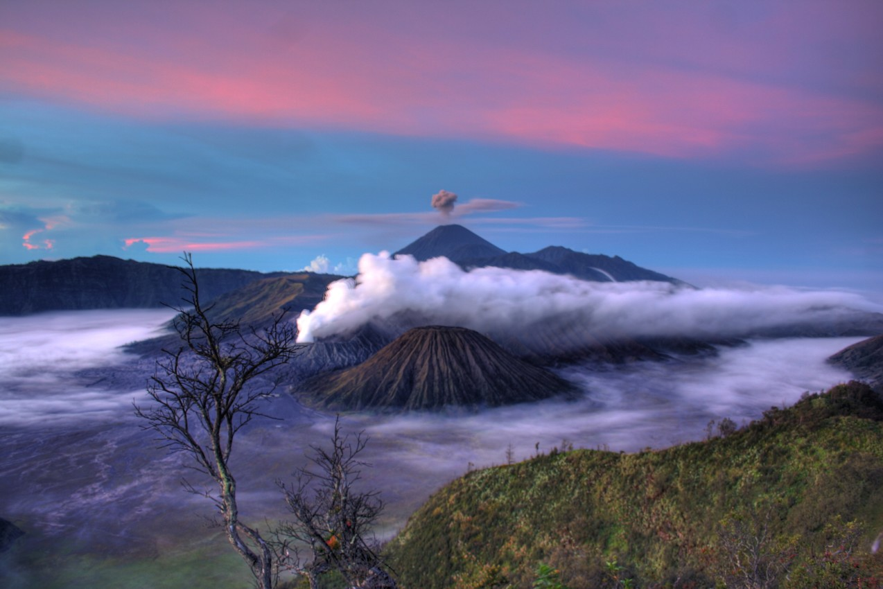 East Java Mt. Bromo