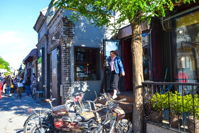 Explore Beijing Like a Local: Wudaoying Hutong