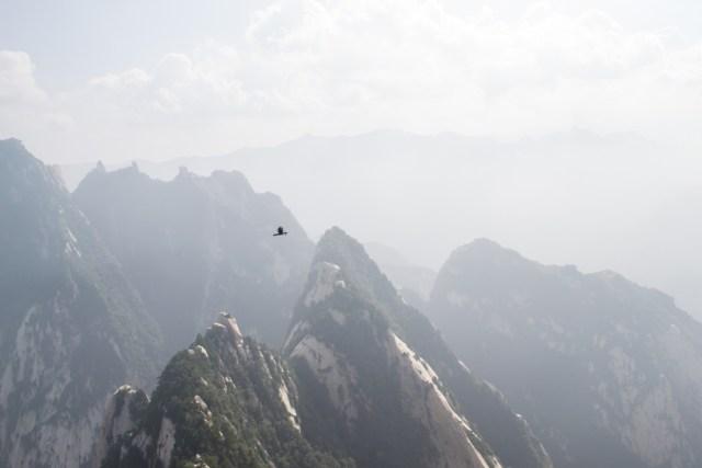 Hua Shan view