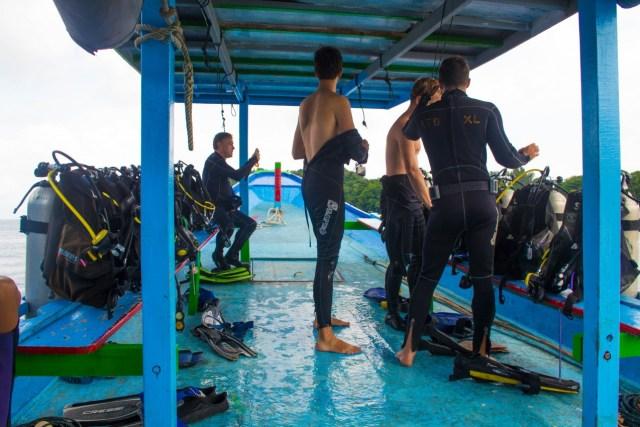 Diving travel insurance