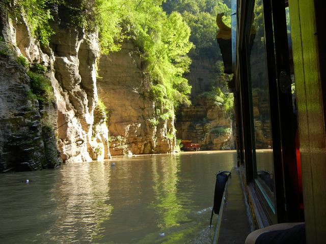 Yangtze River boat