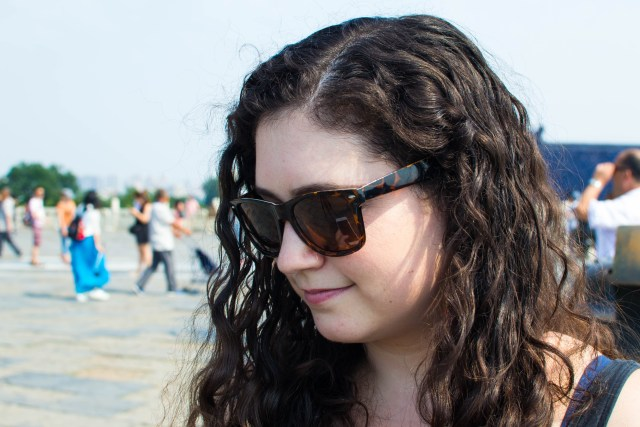 Curly Girl Method Travel